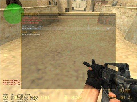 CSS- Counter Strike Source Fark Hamachi