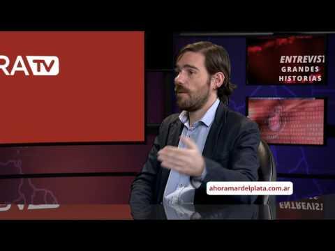 Ahora TV | Entrevista con Nicolás del Caño