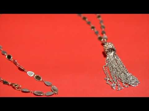 VO+ presents - Cenzi Vittorio Jewelry Collections 2016