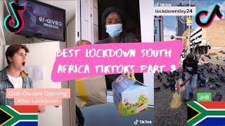 best lockdown south africa tiktok videos part 3