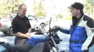 2008 Buell Ulysses XB12XT Motorcycle Review