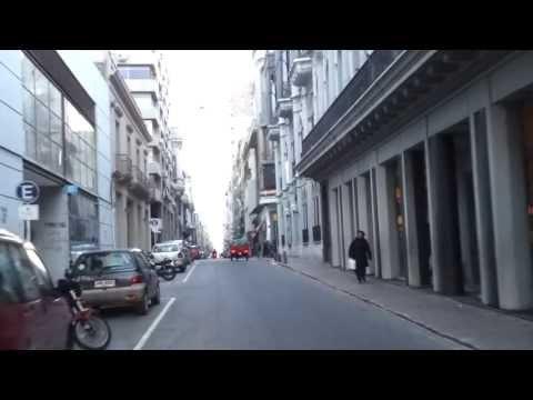 Paseando por Montevideo, Calle Uruguay