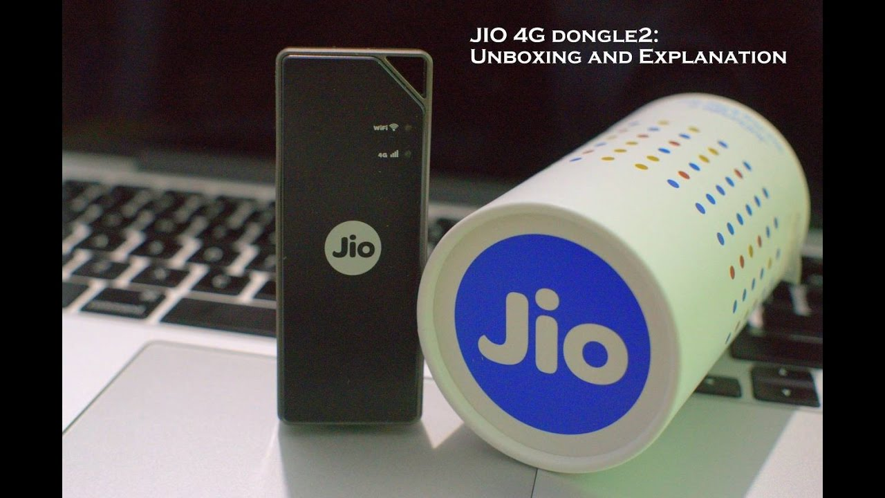 JIO Dongle 2: Unboxing and Installation !