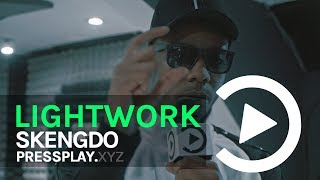 #410 Skengdo - Lightwork Freestyle | Prod By BKay X JM00