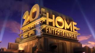 20th Century Fox Home Entertainment (2010-present) Logo (Open Matte)