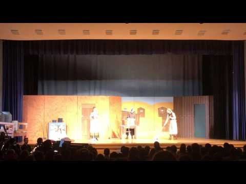 FIDDLER ON THE ROOF (ACT 1)  BRONX SCIENCE 2017