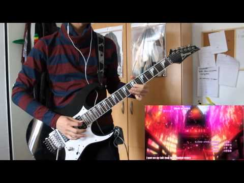 No Game No Life OP - This Game - Guitar Cover [Tabs]