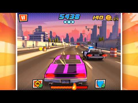 Adrenaline Rush: Miami Drive - Android Trailer