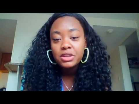 Hair Review: Genesis Virgin Hair Malaysian Curly Installed - YouTube