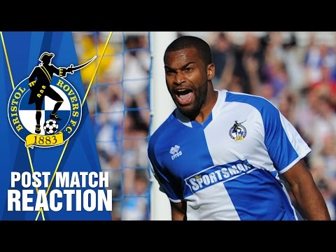 REACTION: Jermaine Easter post Portsmouth