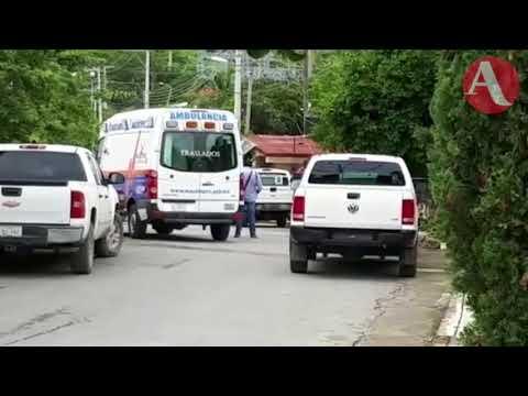 Matan al secretario del alcalde hincado y amenazado en Mazatepec, Morelos