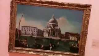 видео Музей Тиссена-Борнемисы в Мадриде