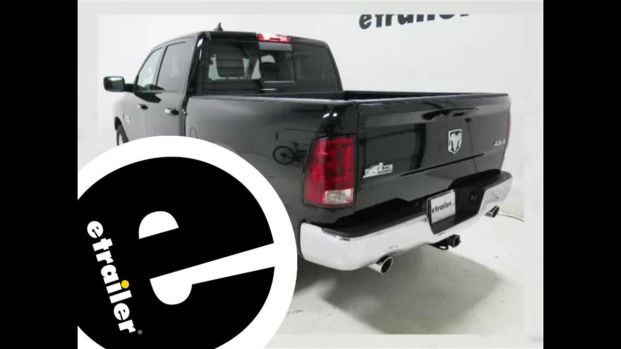 Weathertech all vehicle mats review - Review Of The Weathertech All Weather Front Floor Mats On A 2013 Dodge Ram Pickup Etrailer Com