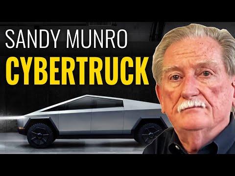 SANDY MUNRO: Tesla CYBERTRUCK vs Gas Pickup Trucks