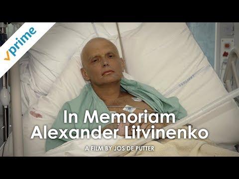 In Memoriam Alexander Litvinenko | Trailer | Available Now