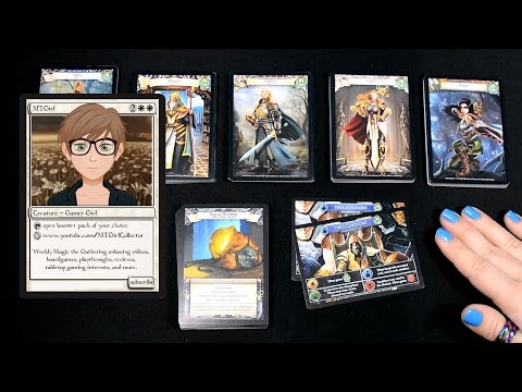 MTGirl: Hero Realms Character Packs and Promos