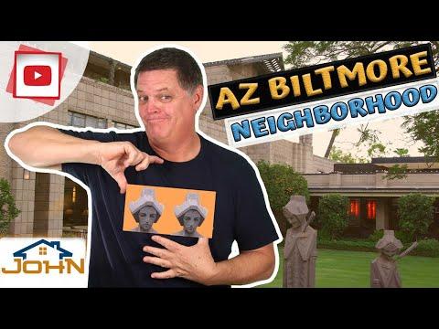 Phoenix Arizona Neighborhoods | AZ Biltmore