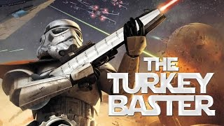 Star Wars: Battlefront - The Turkey Baster [PS4 - HEROES VS VILLIANS, DROID RUN]