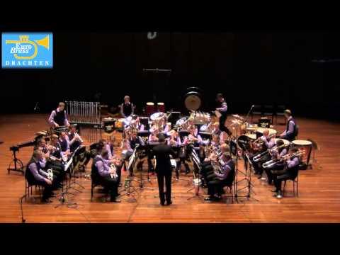 2013 57 EuroBrass A Little Prayer Evelyn Glennie Brassband Schoonhoven