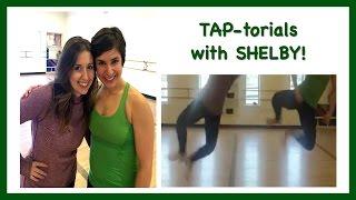 Tap Dance TAP-torial: Learn BELL KICKS (with Valerie Salgado)