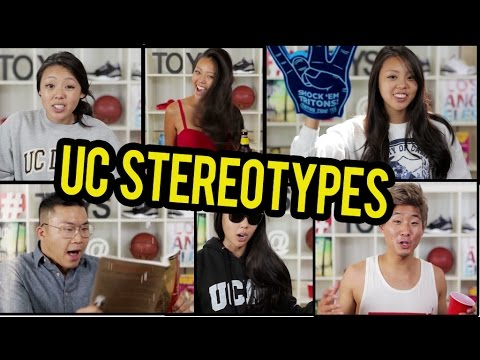 UC SCHOOL STEREOTYPES EXPLAINED | UCLA, UCB, UCR, UCI Etc.