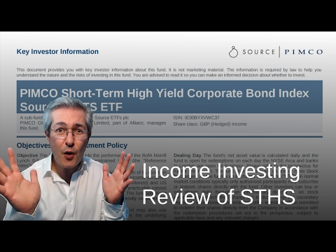 Review of STHS: Source PIMCO Short-Term High Yield ETF