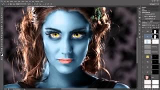 Урок Photoshop: Создание Аватара (Photoshop CS6)