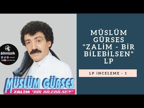 """#müslümgürses #zalim- #birbilebilsen"""" LP İNCELEME"""