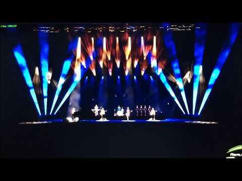 Elton John - Tiny Dancer (Lighting 3d Version)