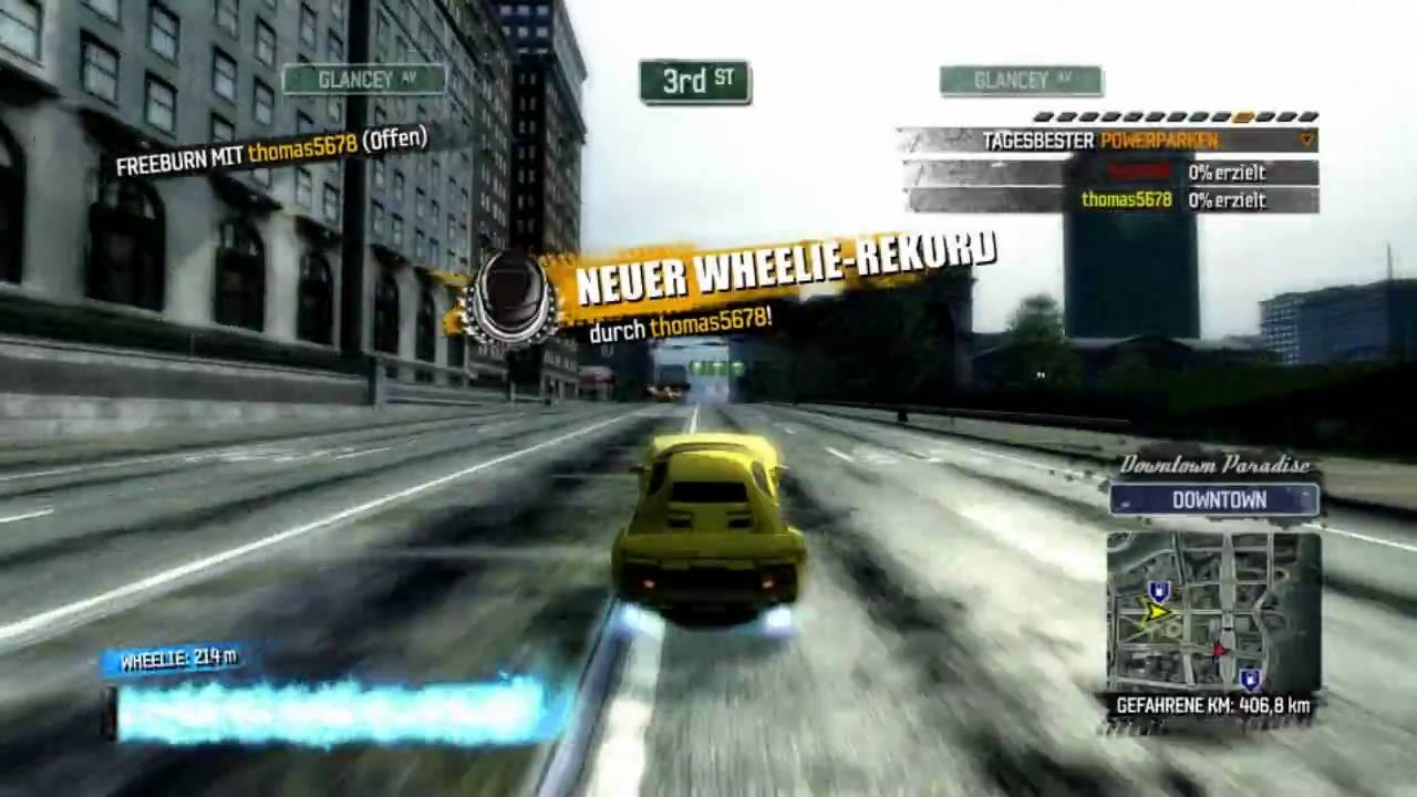 Burnout Paradise Serial Number ! - YouTube