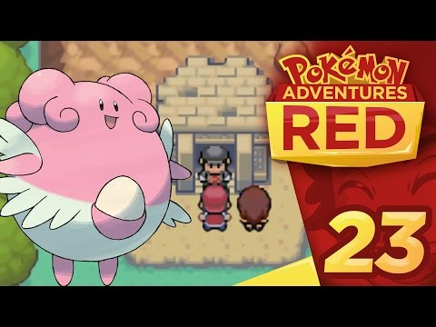 Pokemon Adventures: Red Chapter - Part 23 - Return of the King!