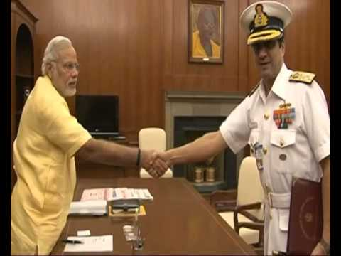 Chief of Naval Staff calls on Prime Minister