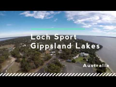 Fishing in Gippsland Lakes, 90 Mile Beach and South