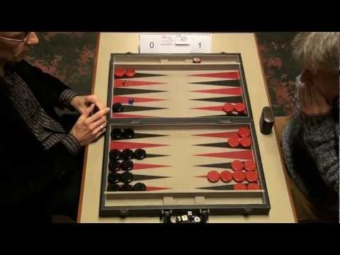 2011 Leuven Open Backgammon: final