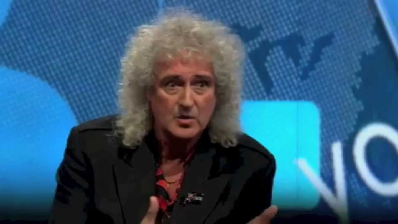 Download Brian May & Rosamund Urwin discuss 'Cecil The Lion' Newsnight 25082015