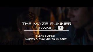 Scène coupée The Scorch Trials: Thomas et Newt au feu de camp - VOSTFR