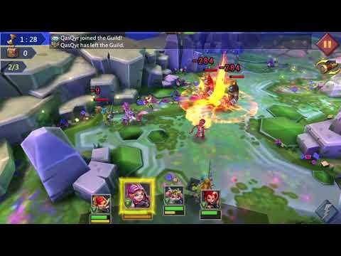 Lords Mobile Challenge 1-16
