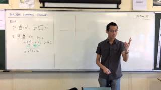Primitive Functions (2 of 4: Importance of the Constant Term in Anti-Differentiation)