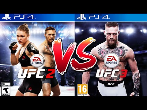 Why Is UFC 2 Better Than UFC 3