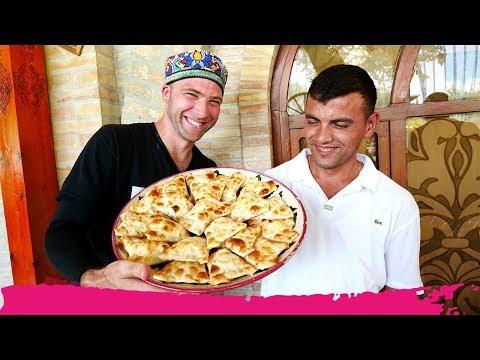 Traditional UZBEK FOOD + Tour Of The HOLIEST CITY In Uzbekistan | Bukhara, Uzbekistan