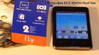 Обзор смартфона FLY IQ436i Era Nano 9 Dual Sim