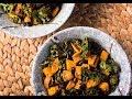 CHFA Sweet Potato Kale Sheet Pan Dinner