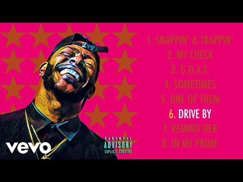 Thumbnail: Eric Bellinger - Drive By (Audio)