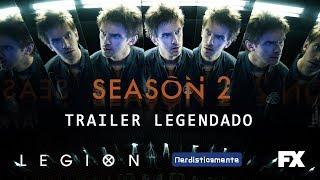 Legion serie 2 temporada