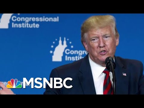 White House Sends Letter To Democrats Demanding They 'Abandon' Impeachment | MTP Daily | MSNBC