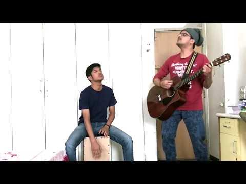 Asli Hip Hop   Acoustic Guitar+Cajon Cover   Gully Boy   Ranveer Singh   Alia Bhatt