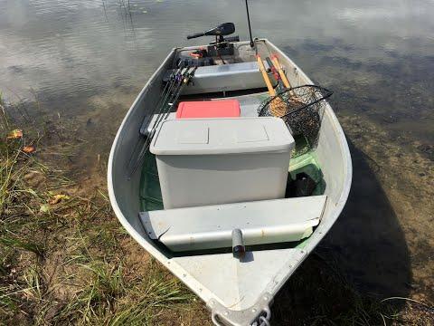 My 2019 Jon boat setup