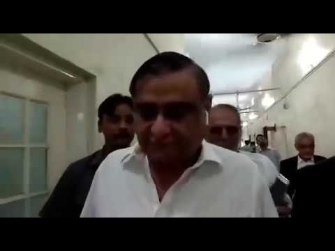 Dr Asim Hussain media talk at NAB |  29 Aug 2018