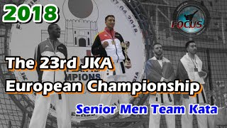 The 23rd JKA European Championship - Men Individual Kumite