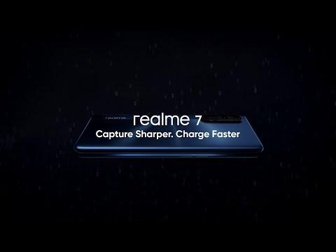 realme 7 | Capture Sharper Charge Faster